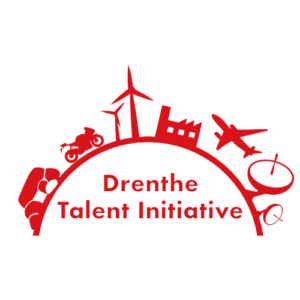 logo Drenthe Talent Initiative